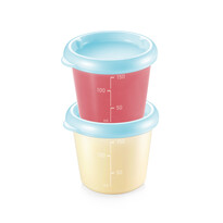 Tescoma Dóza PAPU PAPI 150 ml, 2 ks, modrá