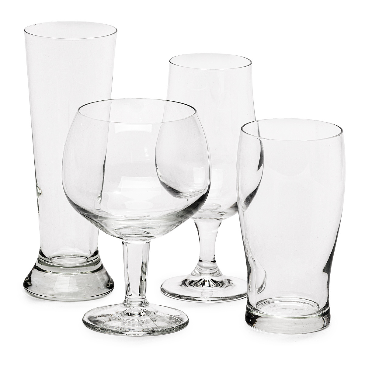 Koopman Sada pivných pohárov, 4 ks