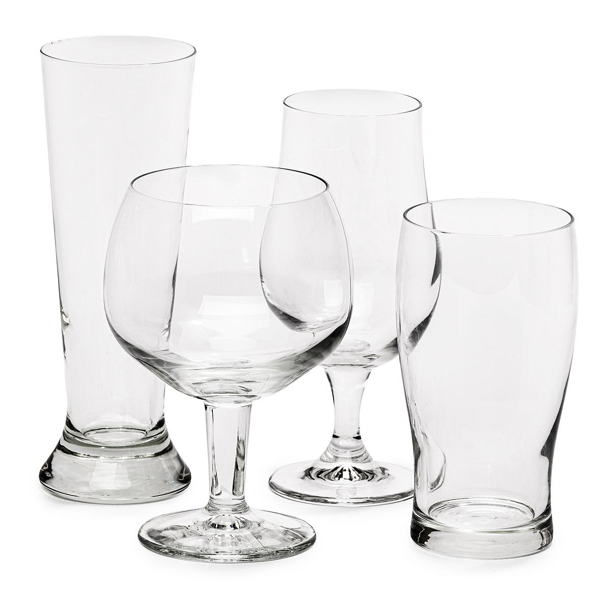 Sada pivných pohárov, 4 ks