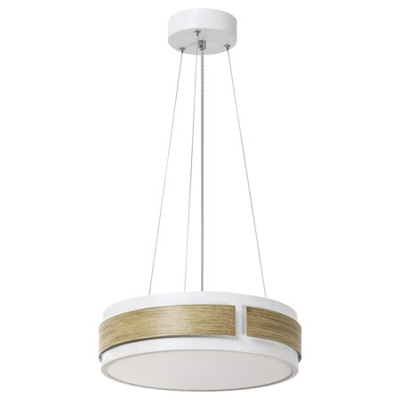 Rabalux 5647 Salma závesné LED svietidlo, pr. 36 cm
