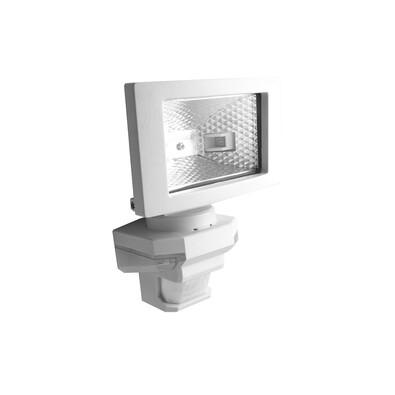 VANA S venkovní reflektorové svítidlo se senzorema LED přisvicením, bílá teplá