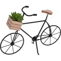 Koopman Kovová dekorácia Gardener's bicycle, 33 cm