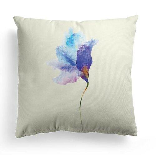 Domarex Polštářek Květ pro tebe fialová, 43 x 43 cm