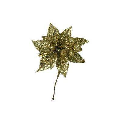 Vánoční přízdoba, zlatá