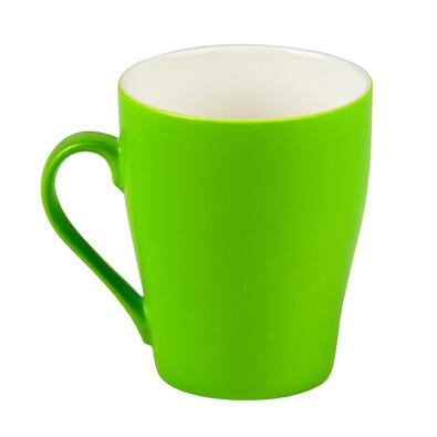 Florina Neonový hrnek 300 ml, zelená