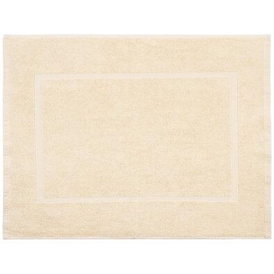 Comfort fürdőszobaszőnyeg, krémszínű, 50 x 70 cm