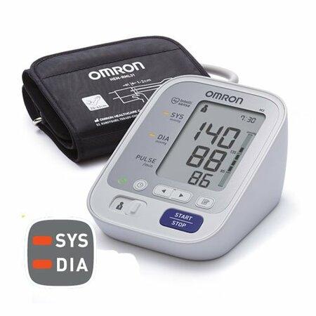 OMRON M3 s farebným indikátorom hypertenzie