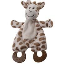 Koopman Zabawka pluszowa dla najmłodszych Żyrafa, 25 cm