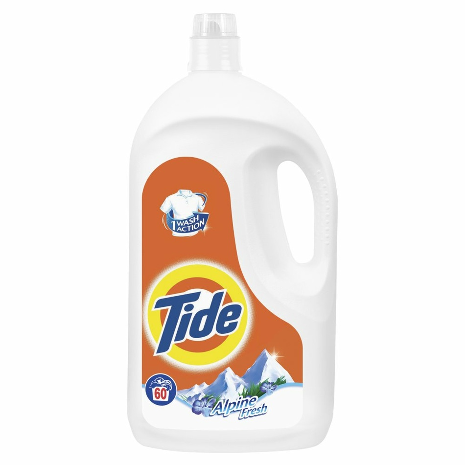 Tide gél Alpine Fresh 3,9 l