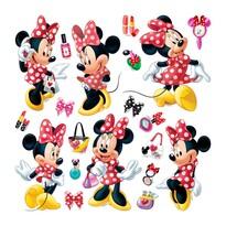 Naklejka Minnie Mouse, 30 x 30 cm