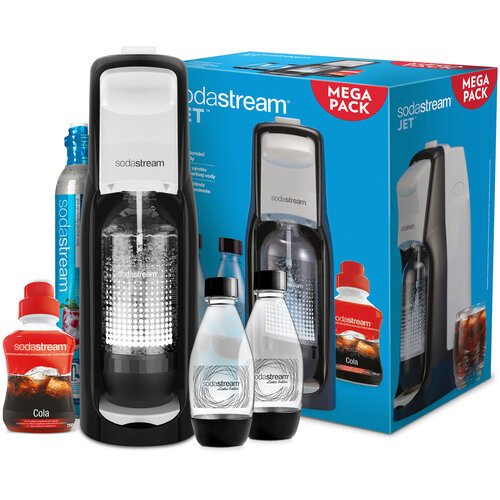 SodaStream Výrobník perlivé vody MegaPack