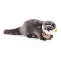 Rappa Pluszowa wydra, 28 cm