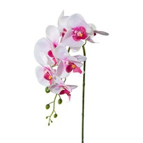 Umelá Orchidea ružová, 86 cm