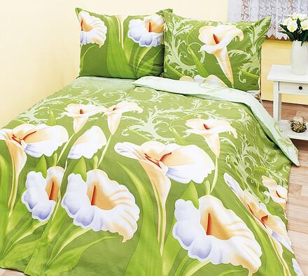 Bavlnené obliečky Kala, 140 x 200 cm, 70 x 90 cm