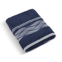 Ręcznik Fala niebieski