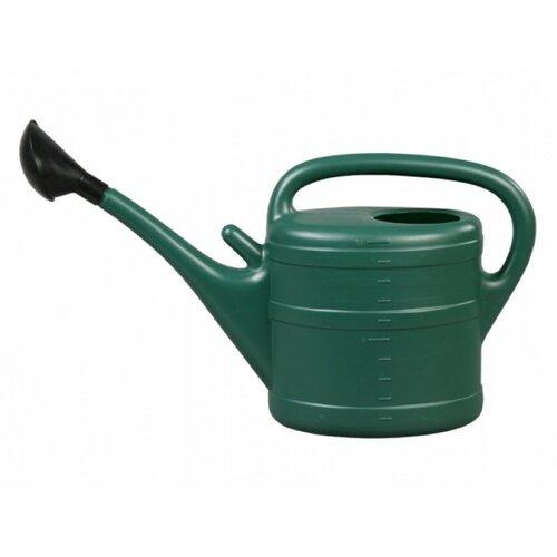 Kanva 10l plastová tmavo zelená,