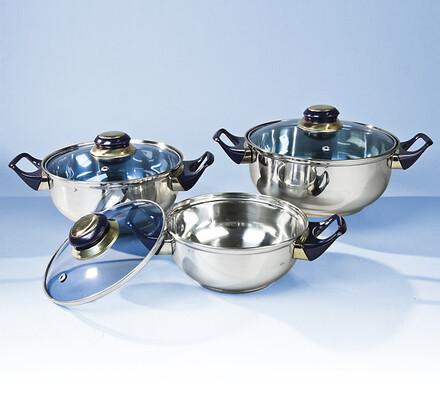 Nerezové nádobí