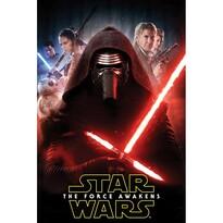 Star Wars The Force Awakens gyermek takaró, 100 x 150 cm