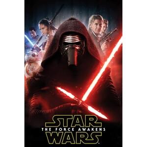 Jerry Fabrics Dětská deka Star Wars The Force Awakens, 100 x 150 cm