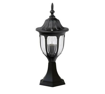 Rabalux Milano 8343 venkovní stojací lampa černá