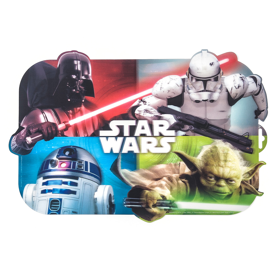 BANQUET Prestieranie tvarované Star Wars