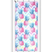 DecoKing Pineapple törölköző, 80 x 180 cm