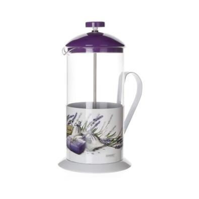Banquet Kanvica na kávu Lavender 1 l, fialová