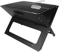 Fieldmann FZG 1001 Stolní gril na dřevěné uhlí