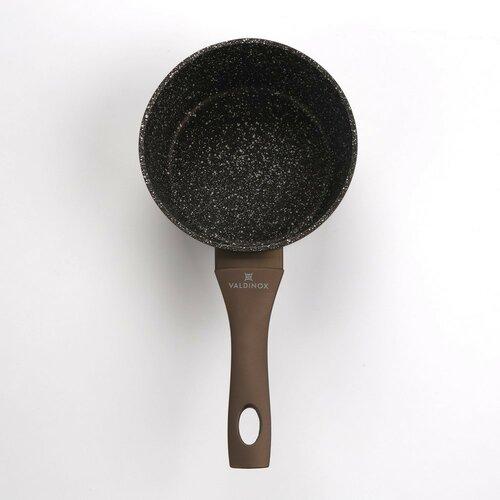 Valdinox Aurum nyeles edény tapadásmentes felülettel, 16 cm