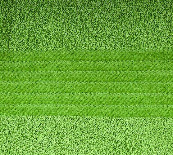 Kúpeľňový  set Combo zelený, zelená