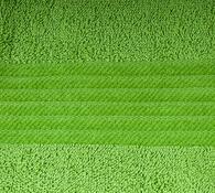 Koupelnový set Combo zelený, 5 ks, zelená