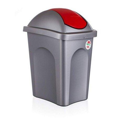 Multipat odpadkový koš 30 l červená