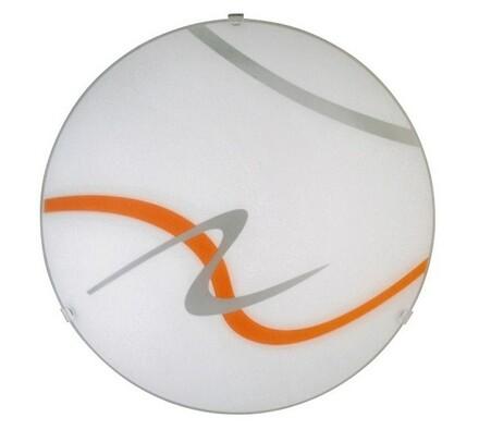 Stropní svítidlo Rabalux 1815 Solo/bílá-oranžová