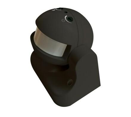 Pohybové čidlo, (PIR), Emos G1020, černá