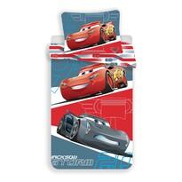 Cars 95 grey gyermek ágynemű, 140 x 200, 70 x 90 cm