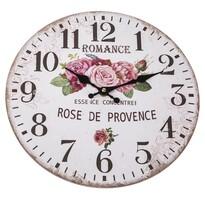 Nástěnné hodiny Rose, 34 cm