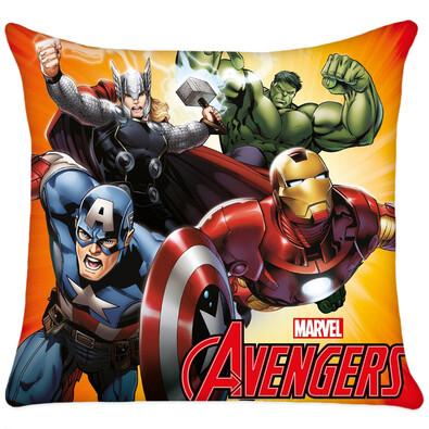 Poduszka Avengers, 40 x 40 cm