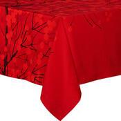 Ubrus na stůl Lumimarja 160 x 250 cm, červený