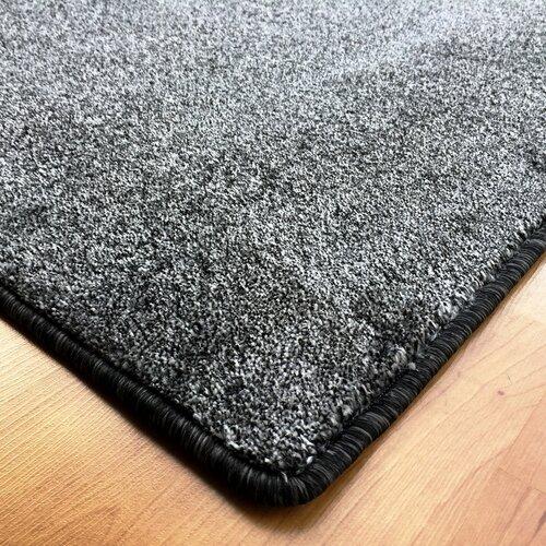 Kusový koberec Apollo soft antracit, 60 x 110 cm