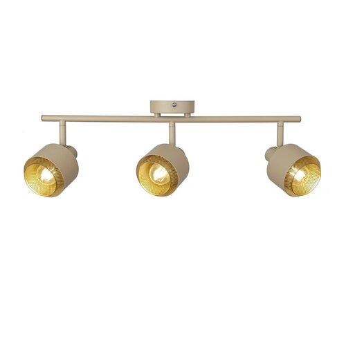 Rabalux 3549 Fedora stropné bodové svietidlo zlatá, 52,5 cm