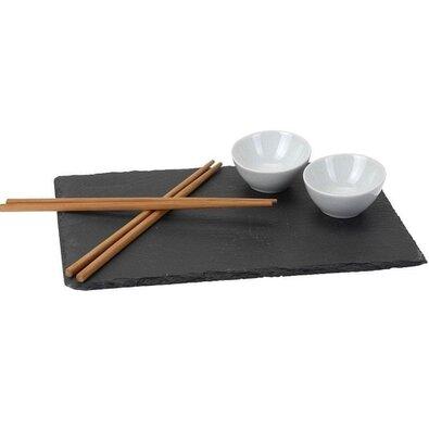 7-dielna sushi sada Obdĺžnik