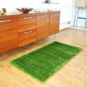Kusový koberec Crazy 2200 Green, 80 x 300 cm