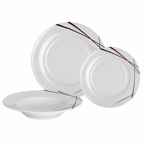 Orion 18dílná sada talířů