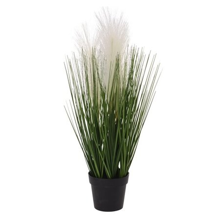 Koopman Margot mű virágzó fű, 46 cm