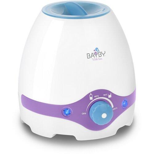 Bayby BBW 2000 Ohrievač dojčenských fliaš 3v1