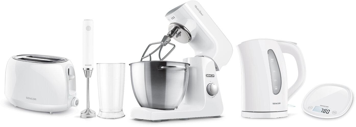 Sencor SKS 30WH waga kuchenna, biały