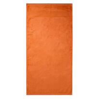 Ręcznik kąpielowy bambus Berlin pomarańczowy, 70 x 140 cm