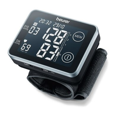 Beurer BEU-BC58 tlakomer / pulzomer na zápästie