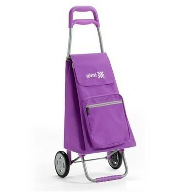 Gimi Argo Nákupní taška na kolieskach fialová