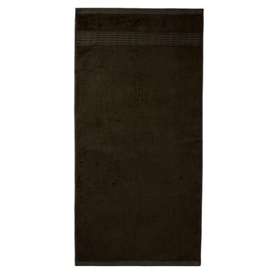 Berlin bambusz törülköző sötétbarna, 50 x 100 cm